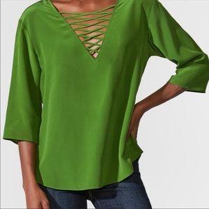 Bailey 44 size trellis size small blouse